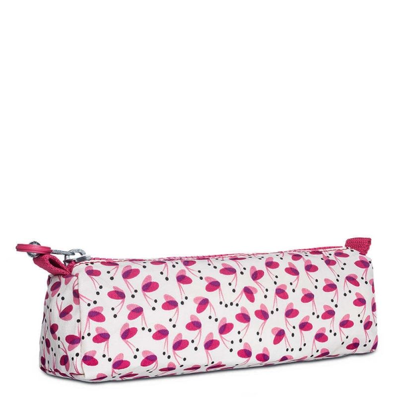 Estojo Freedom Kipling Pink Wings