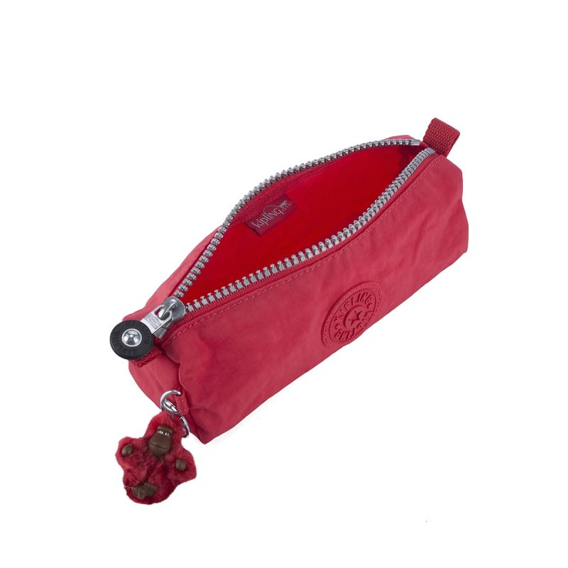 Estojo Freedom Kipling Vibrant Red