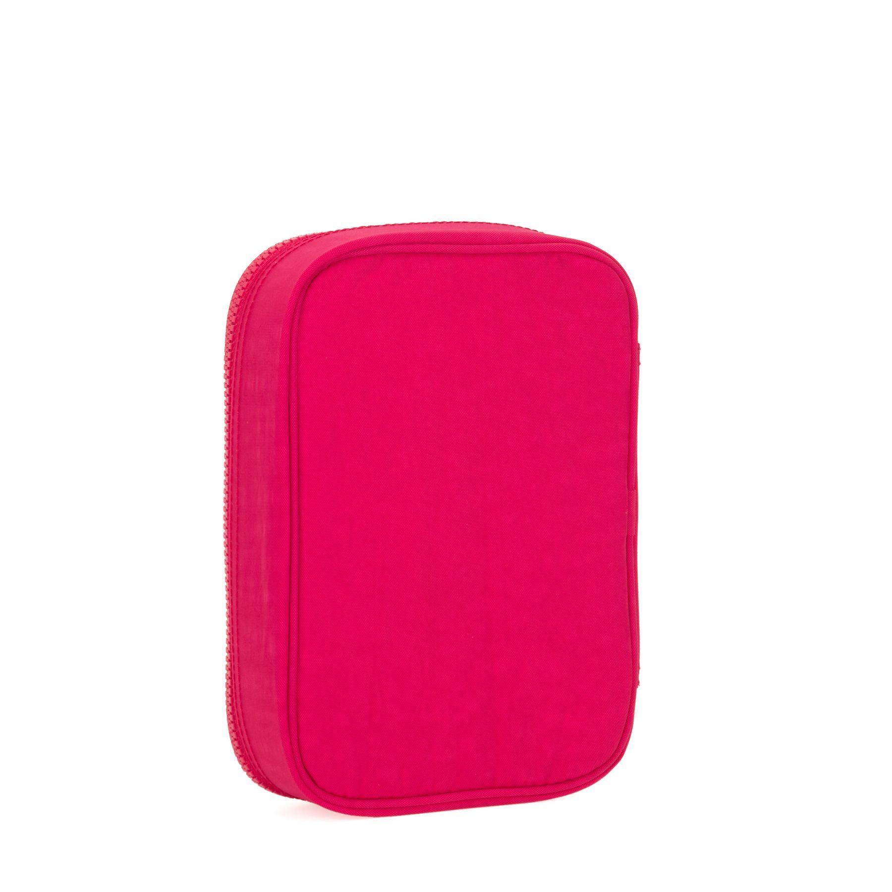 Estojo Kipling 100 Pens True Pink