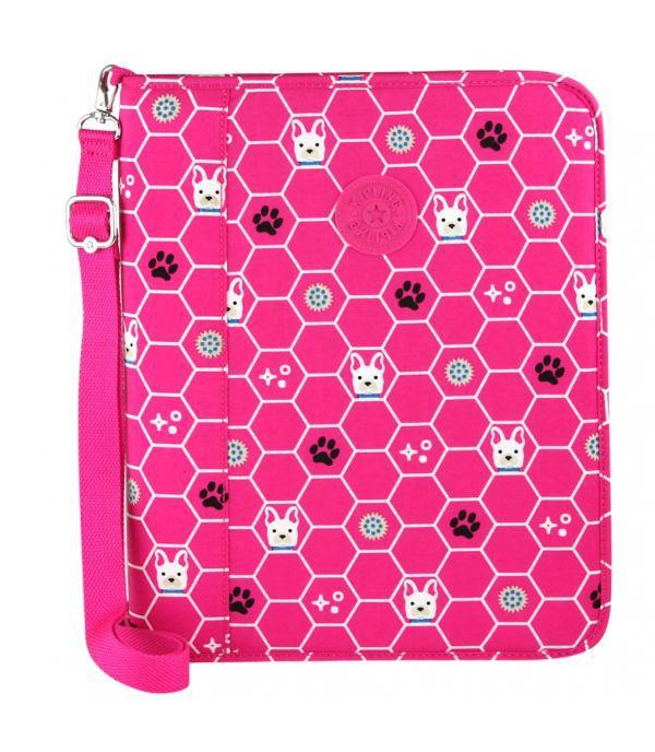 Fichário New Storer Kipling Pink Dog