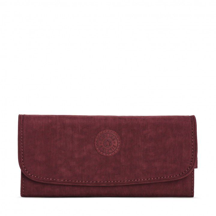 Garteira Grande Super Money Kipling Burnt Carmine C