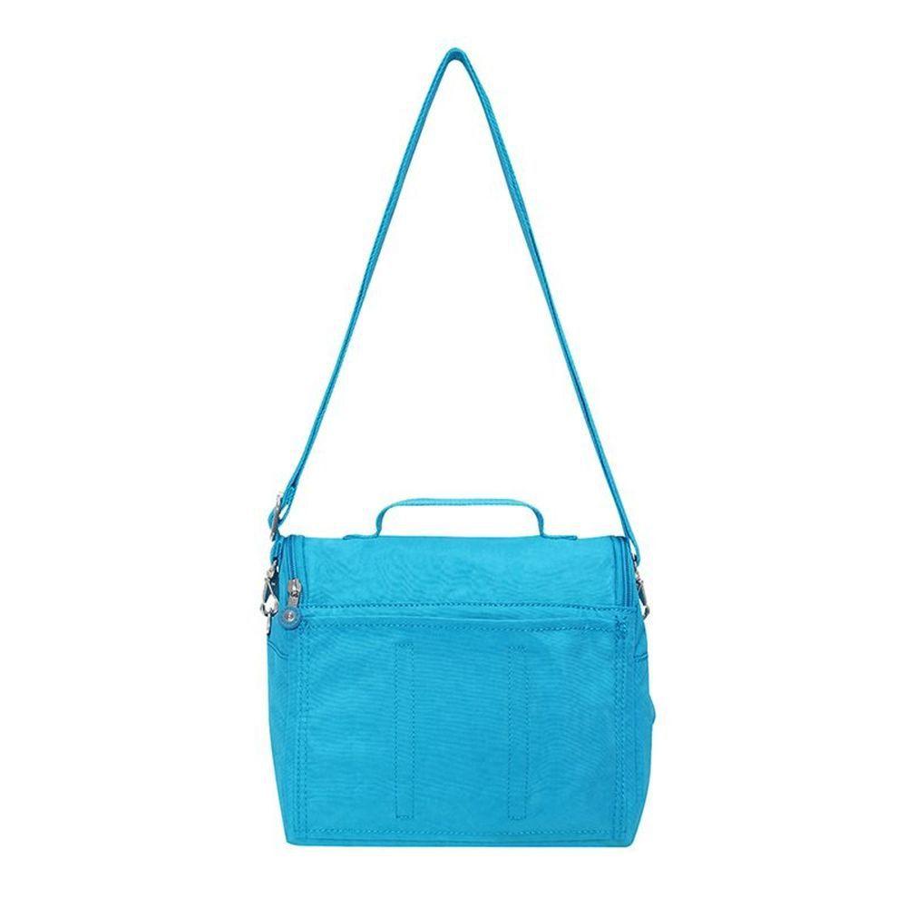 Lancheira New Kichirou Kipling Candy Blue