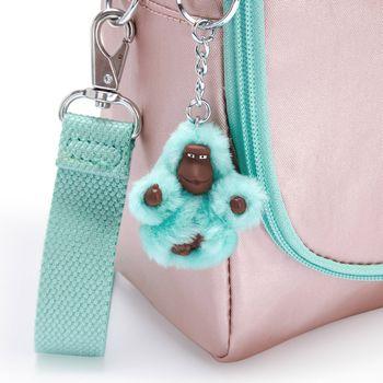 Lancheira New Kichirou Kipling Cotton Candy Bl