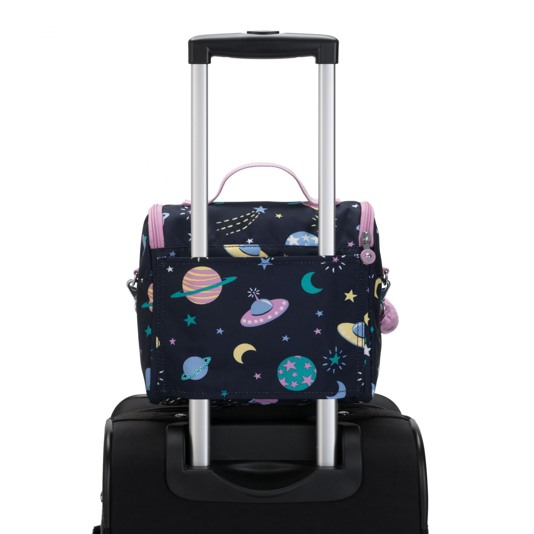 Lancheira New Kichirou Kipling Galaxy Fun
