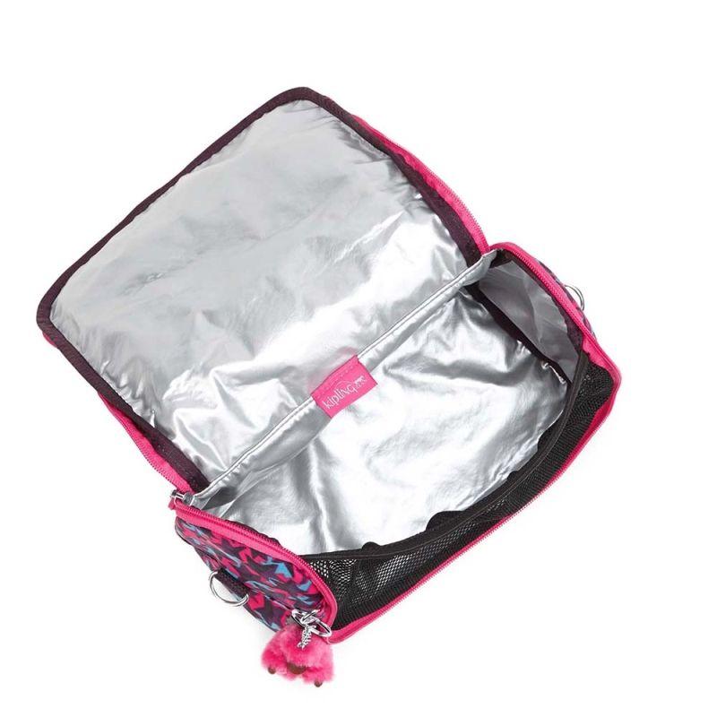 Lancheira New Kichirou Kipling Pink Wings