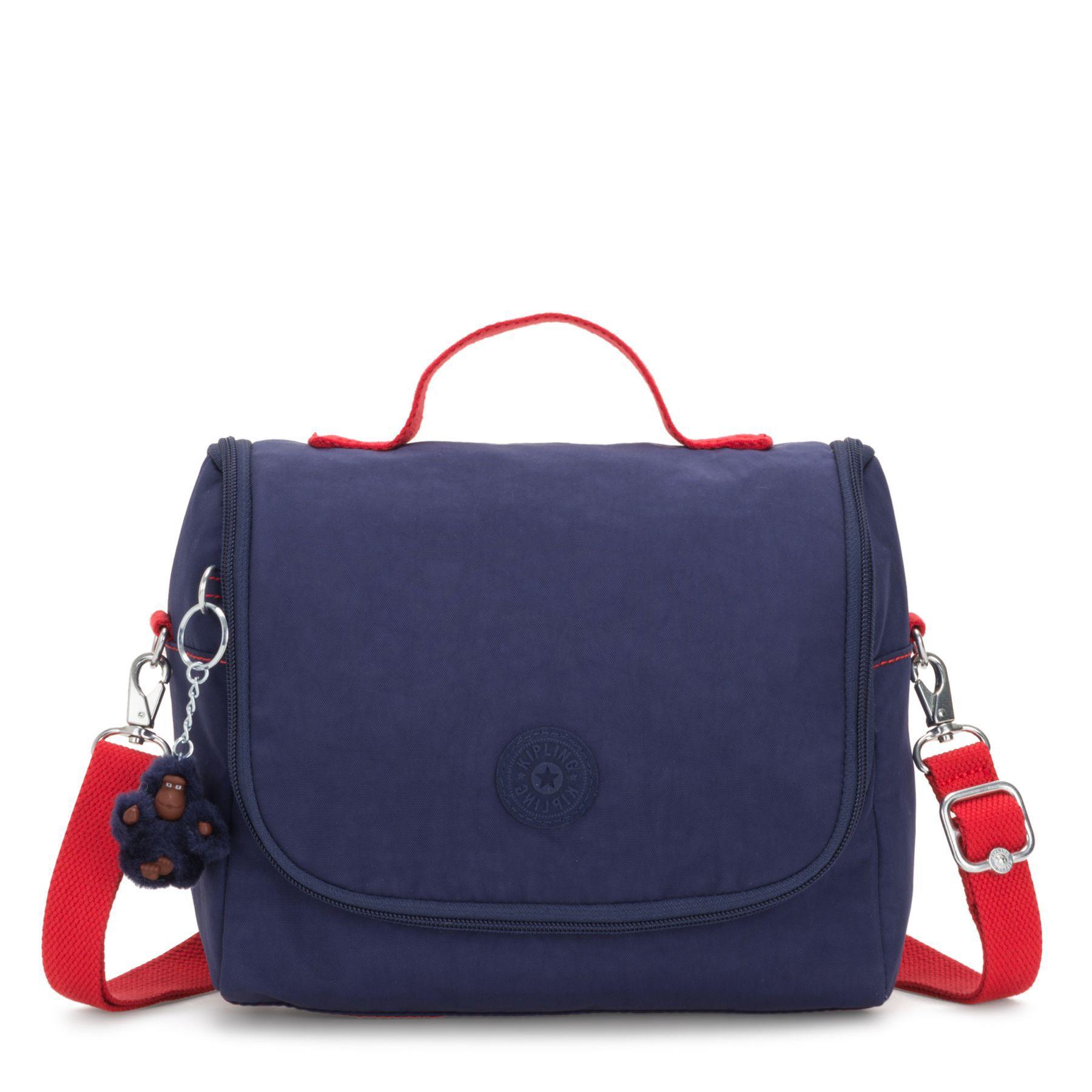 Lancheira New Kichirou Kipling Polish Blue