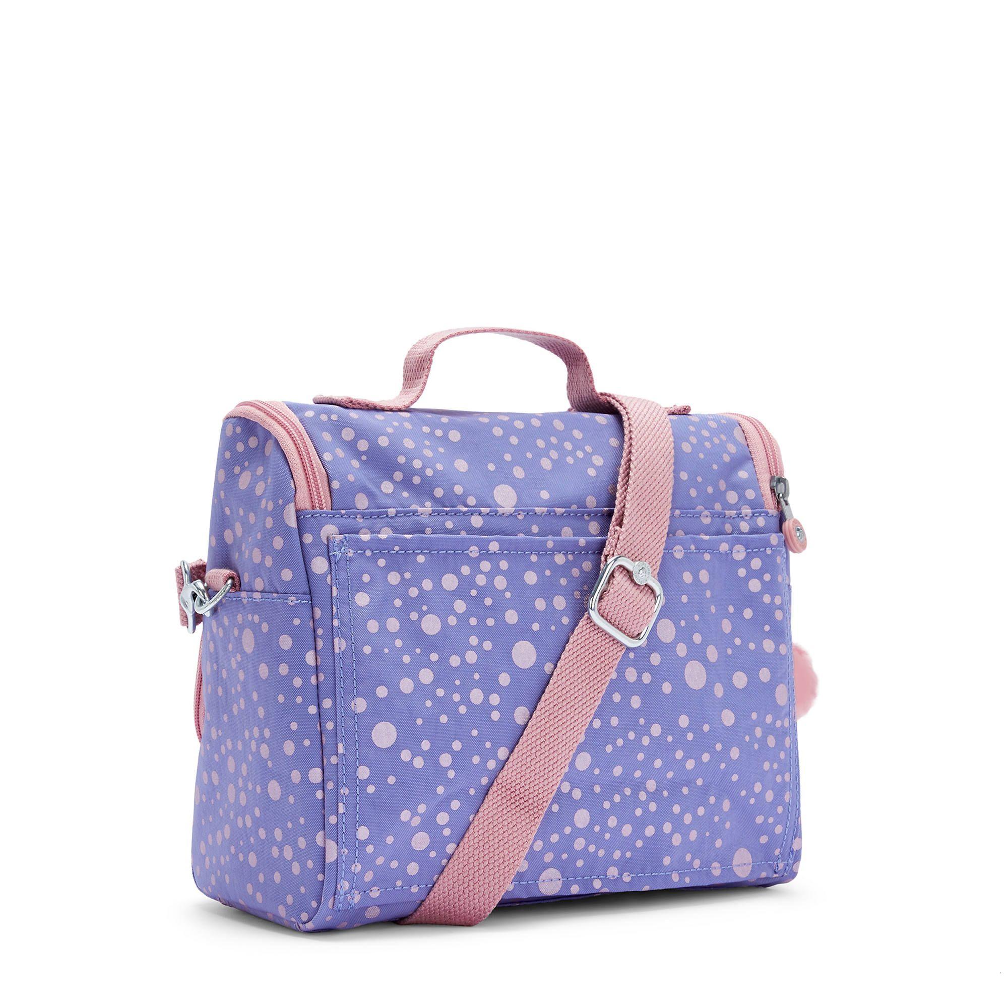 Lancheira New Kichirou Kipling Purple Twinkle