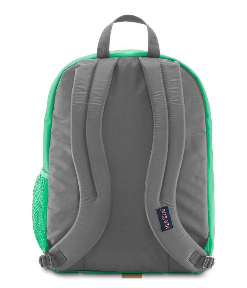Mochila Big Student Jansport Verde Seafoam Green