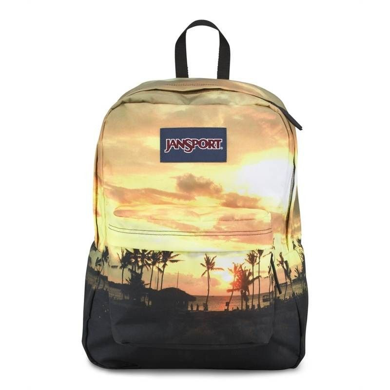 Mochila High Stakes  Jansport Tropical Sunset
