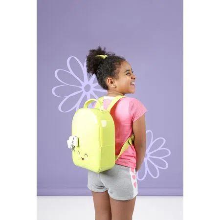 Mochila Infantil Petite Jolie Lizzy Verde Abacate PJ10010IN