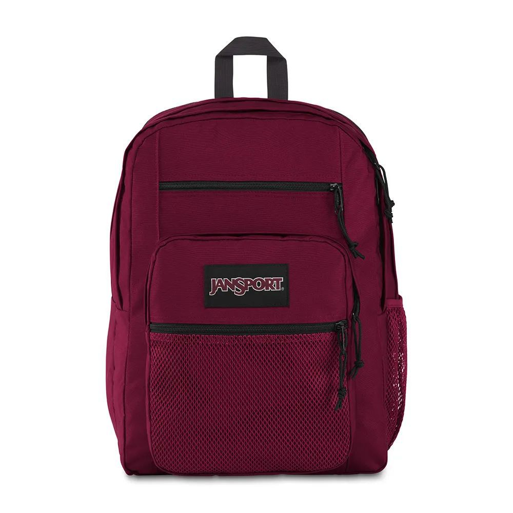 Mochila Jansport Big Campus Vinho Russet Red
