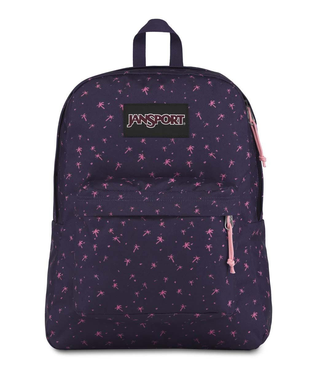 Mochila Jansport Black Label Superbreak Palm Life