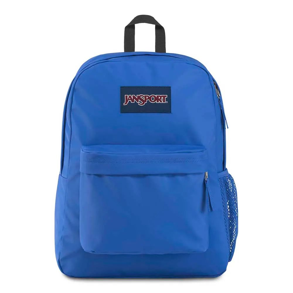 Mochila Jansport Hiperbreak Border Blue Coated