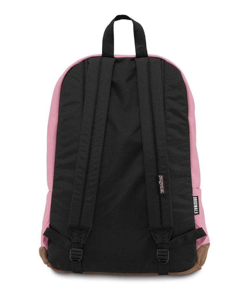 Mochila Jansport Right Pack Rosa Claro Pink Vintage