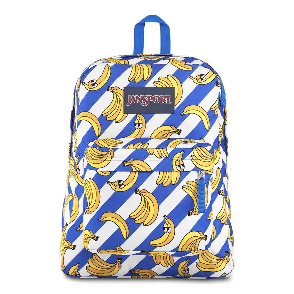 Mochila Jansport Superbreak Estampa Bananarama