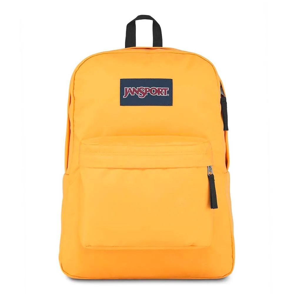 Mochila Jansport Superbreak Spectra Yellow Amarelo