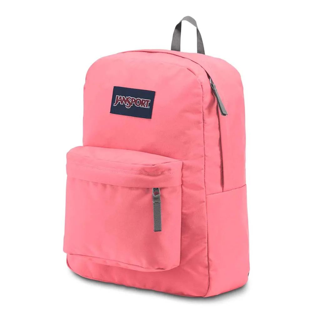 Mochila Jansport Superbreak Strawberry Pink
