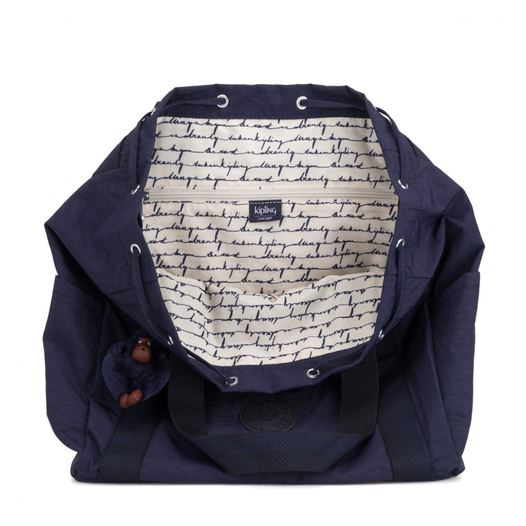 Mochila Kipling Art Backpack Active Blue