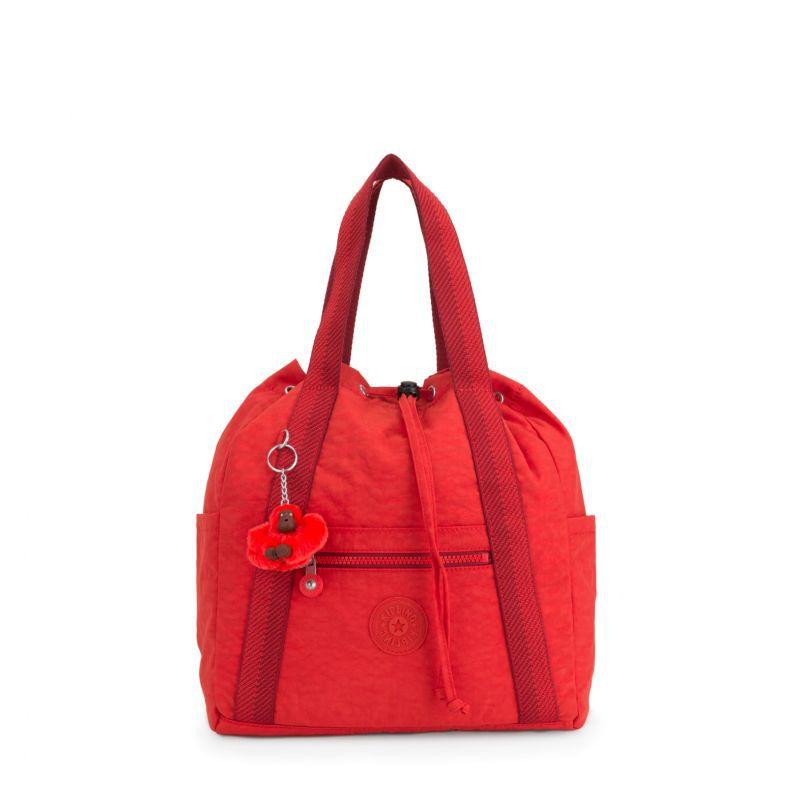 Mochila Kipling Art Backpack Active Red