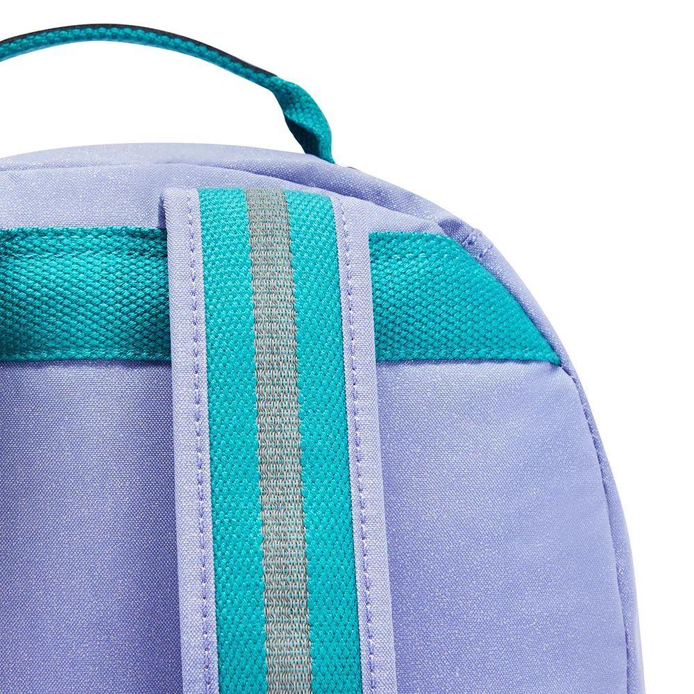 Mochila Kipling Seoul Glitter Purple