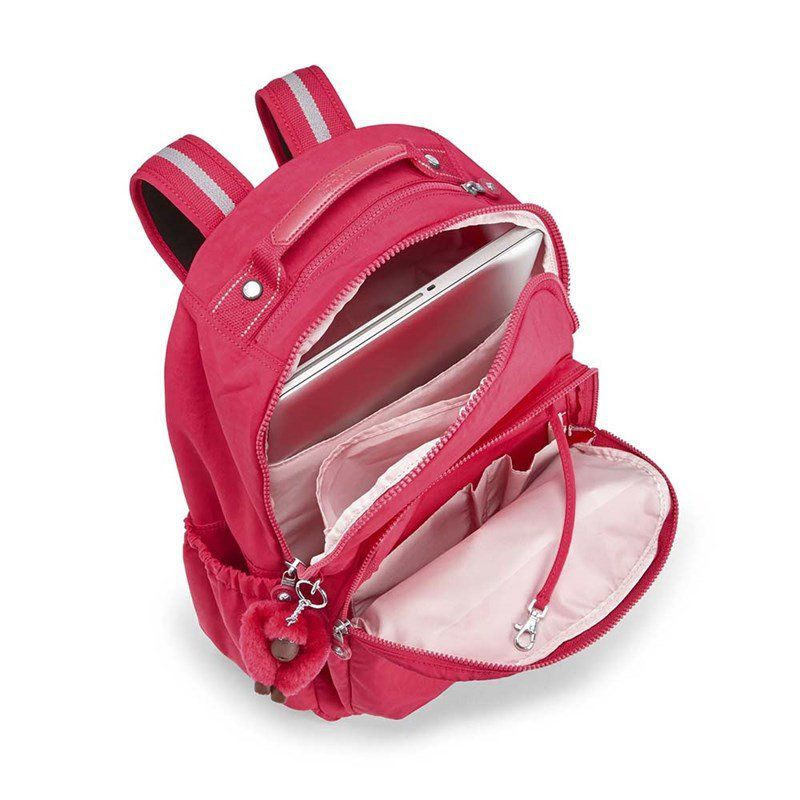 Mochila Kipling  Seoul Go True Pink