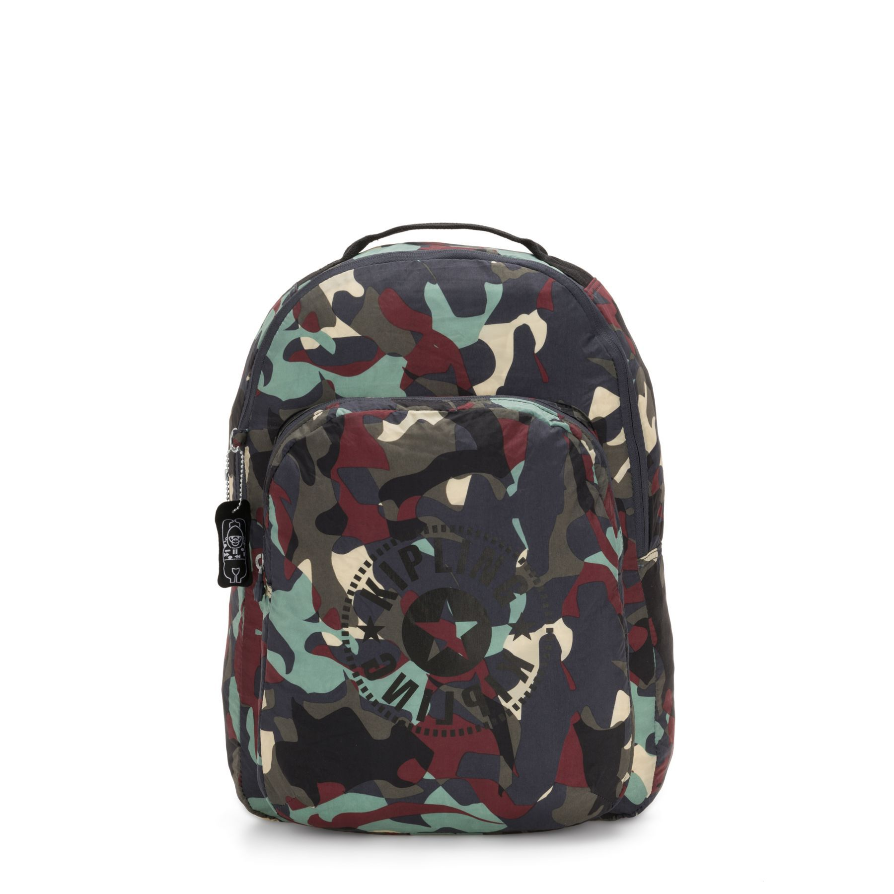 Mochila Kipling Seoul Packable Camo Light