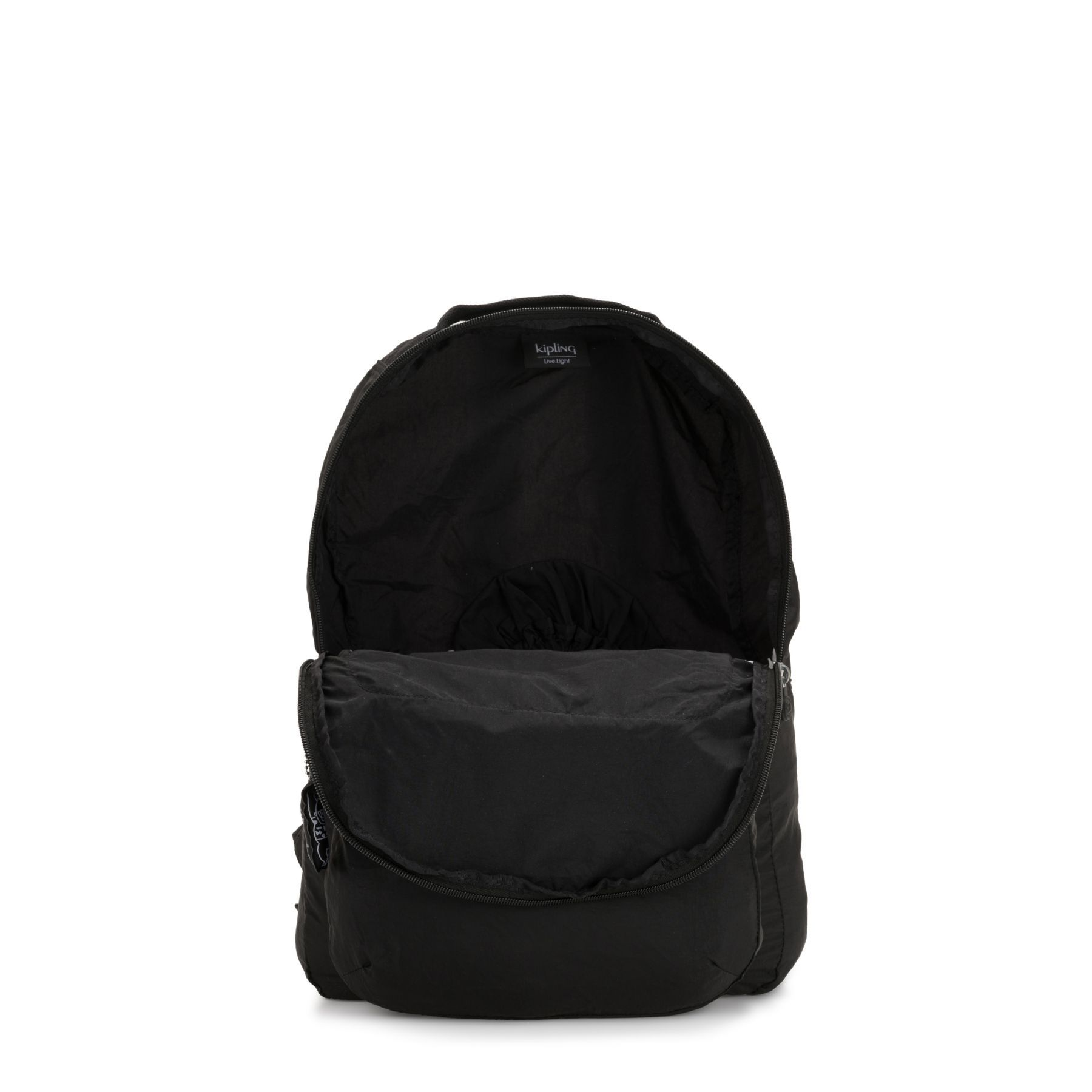 Mochila Kipling Seoul Packable Light Black