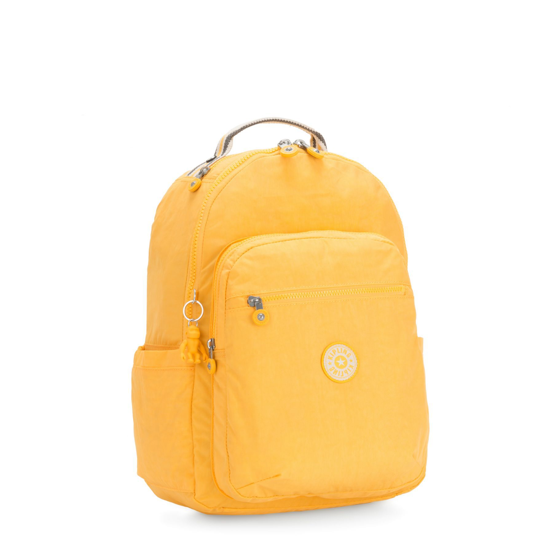Mochila Kipling Seoul Vivid Yellow