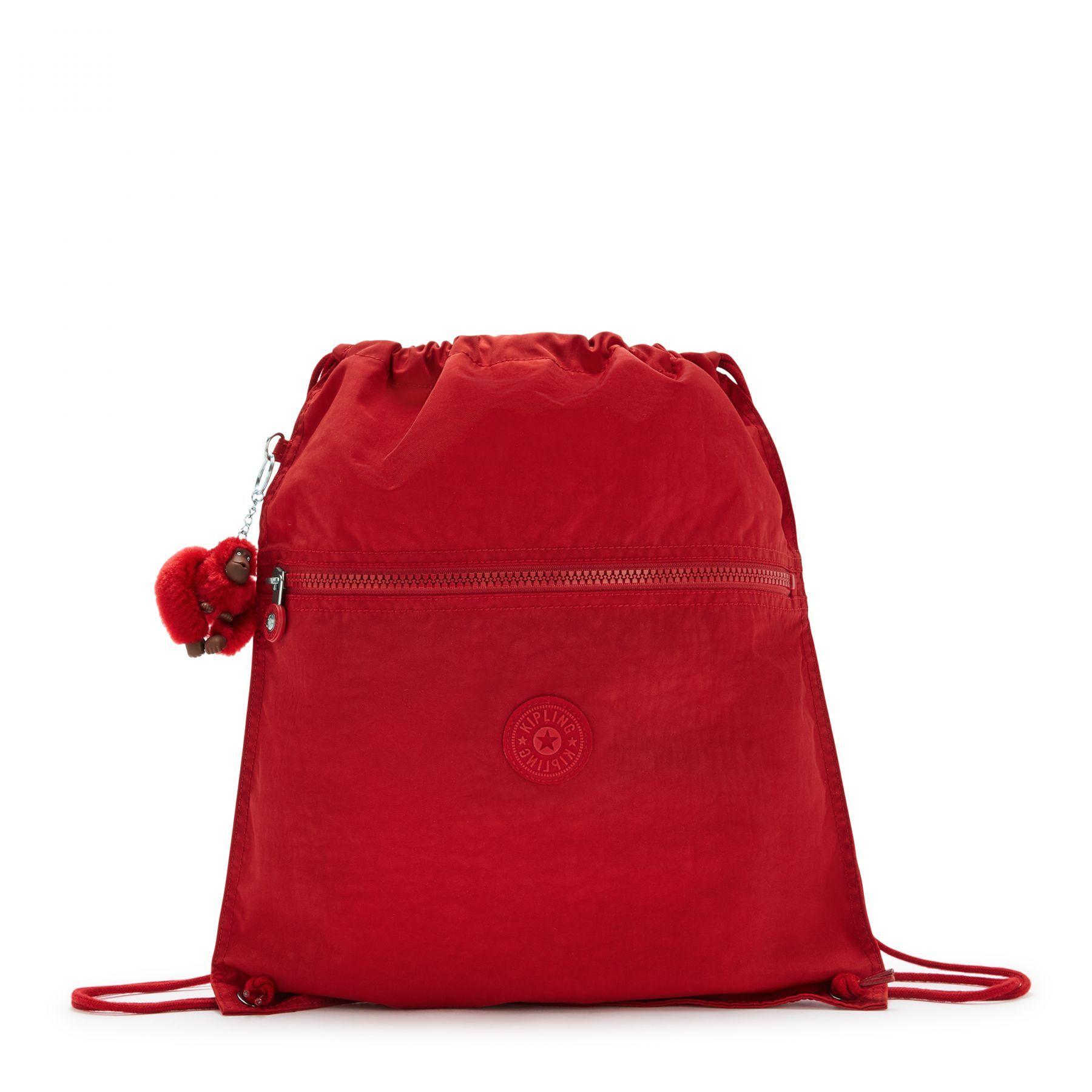 Mochila Kipling Supertaboo Cherry Tonal