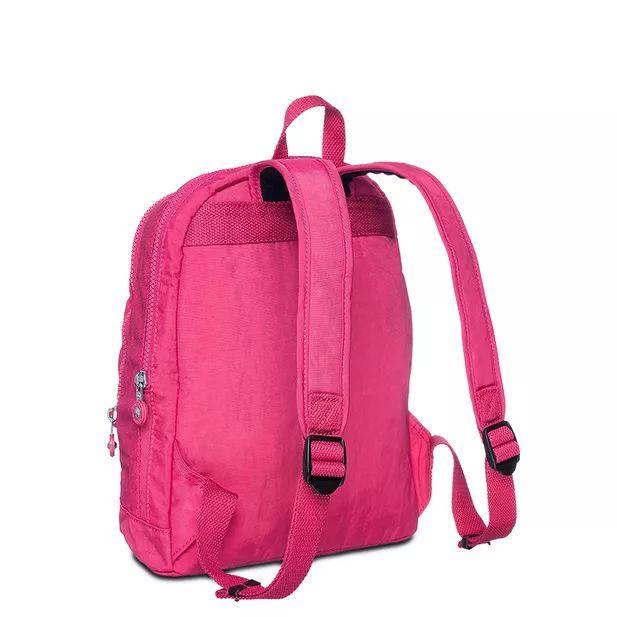 Mochila Pequena Heart Backpack  Kipling Cerise Pink