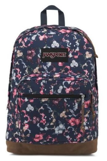 Mochila Jansport Right Pack Disney Mickey Floral