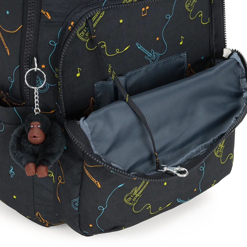Mochila Seoul Go Kipling Rock On