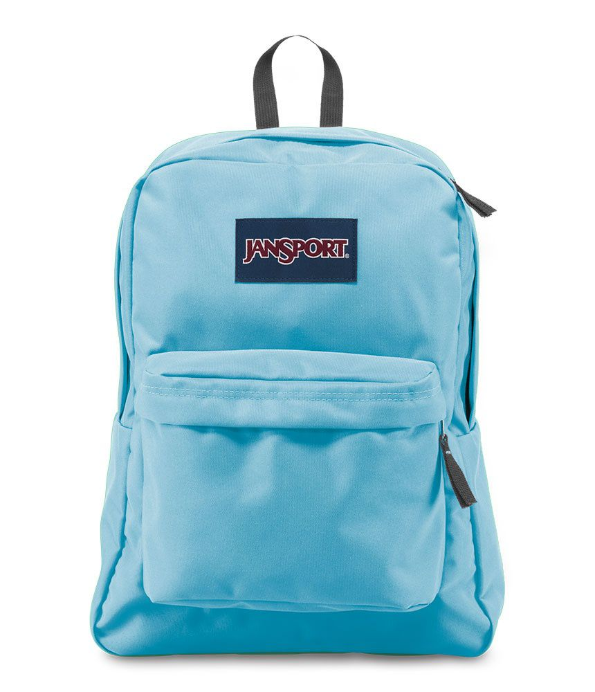 Mochila Superbreak Jansport Blue Topaz
