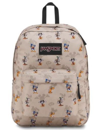 Mochila Superbreak Jansport Disney Fab Shadow