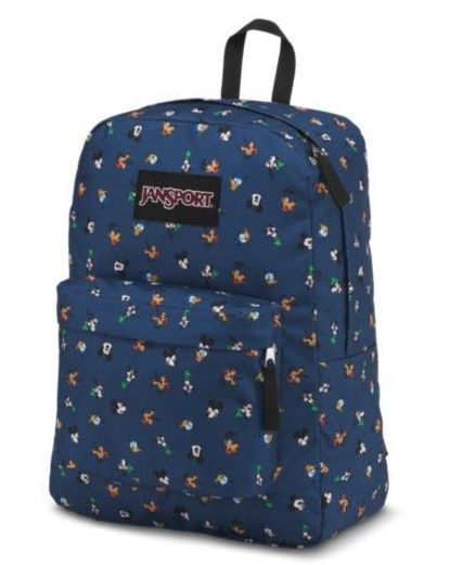 Mochila Superbreak Jansport Disney Gang Dot