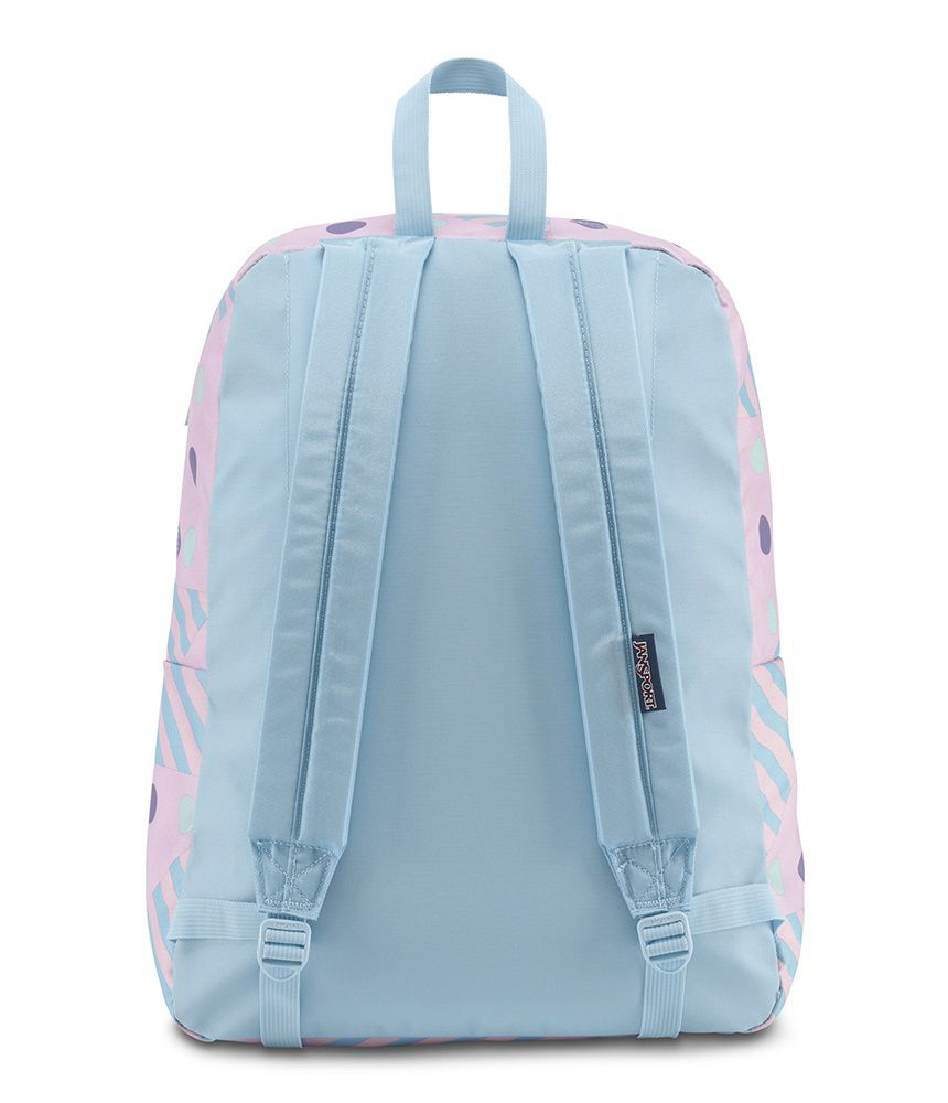 Mochila Superbreak Jansport Ice Cream