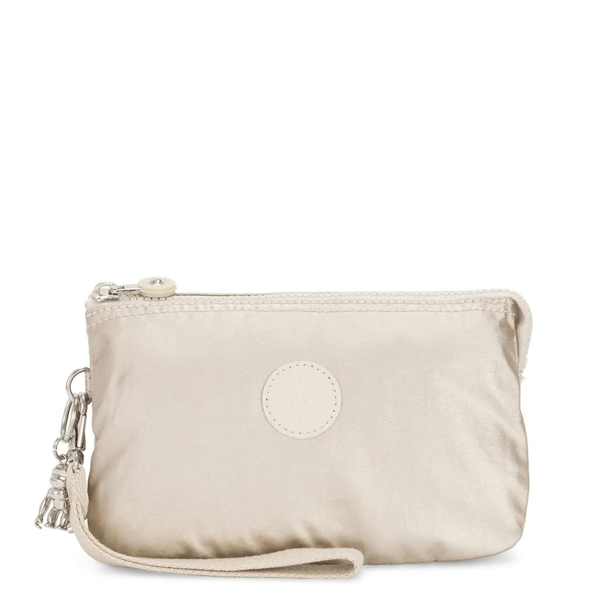 Necessaire Creativity Xl Kipling Cloud Metal