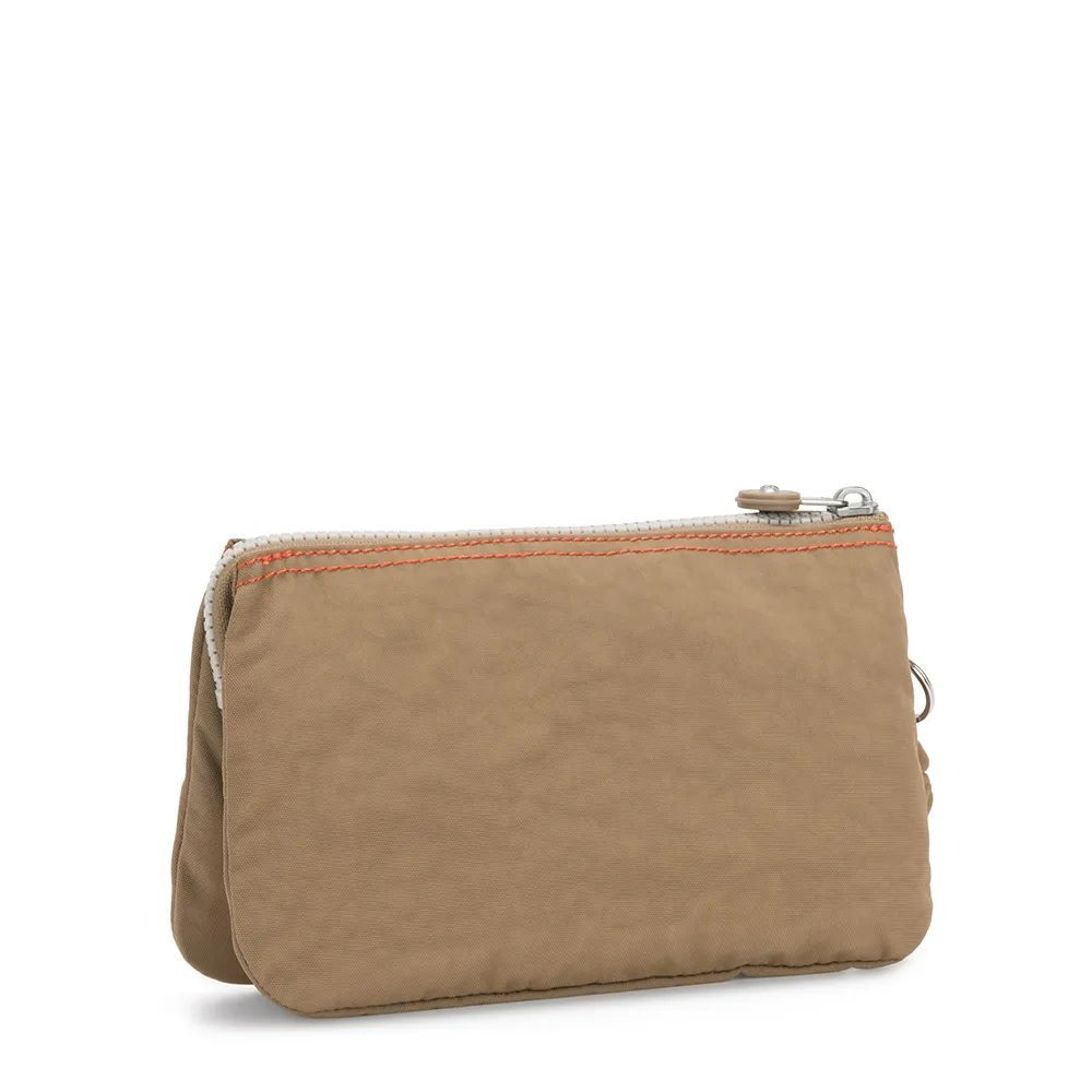Necessaire Creativity Xl Kipling Orange Block