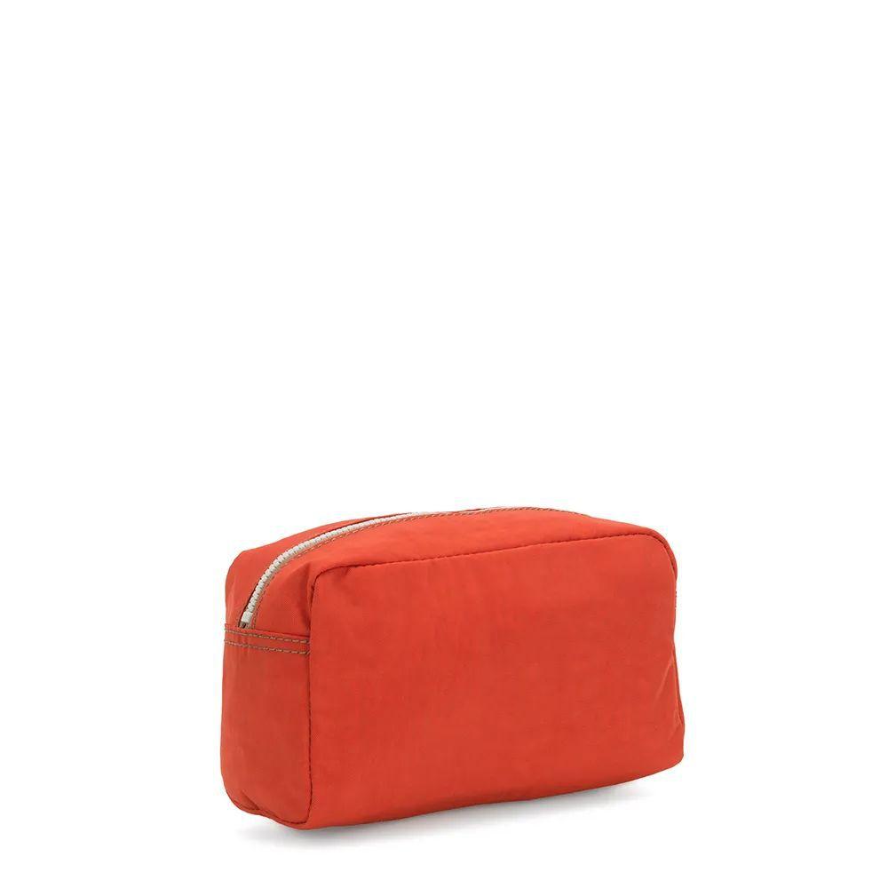 Necessaire Média Gleam Kipling Orange Block
