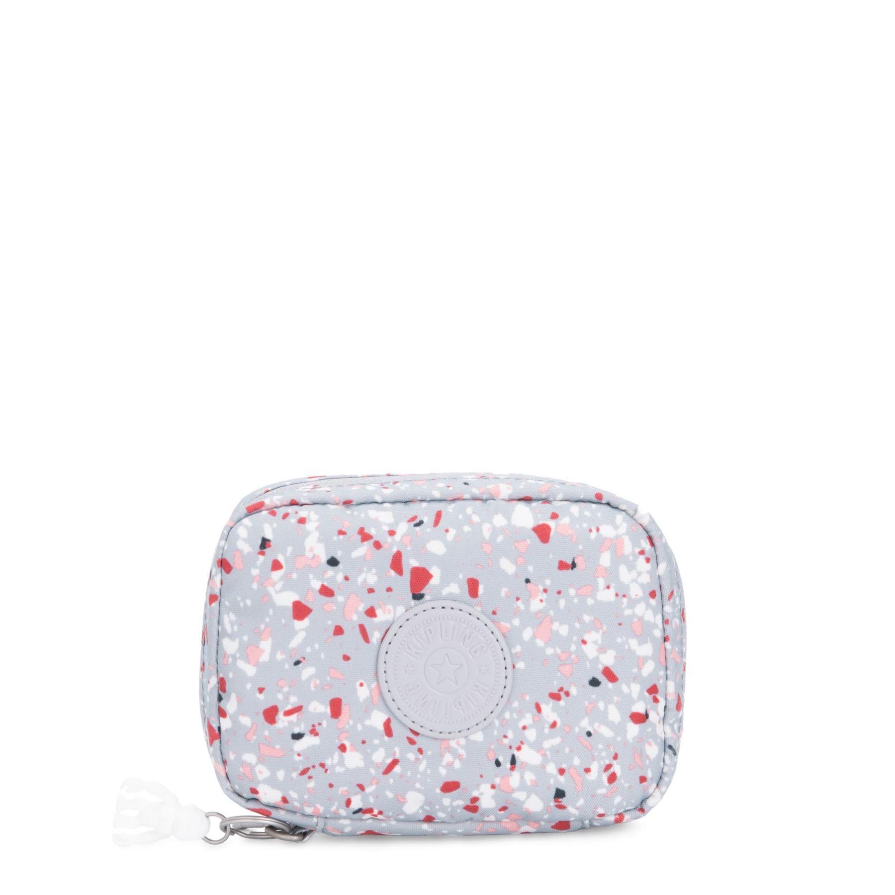 Necessaire Porta Joia Lajas Kipling Speckled