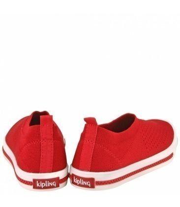 Tênis Feminino Knit Kipling Sophi Vermelho