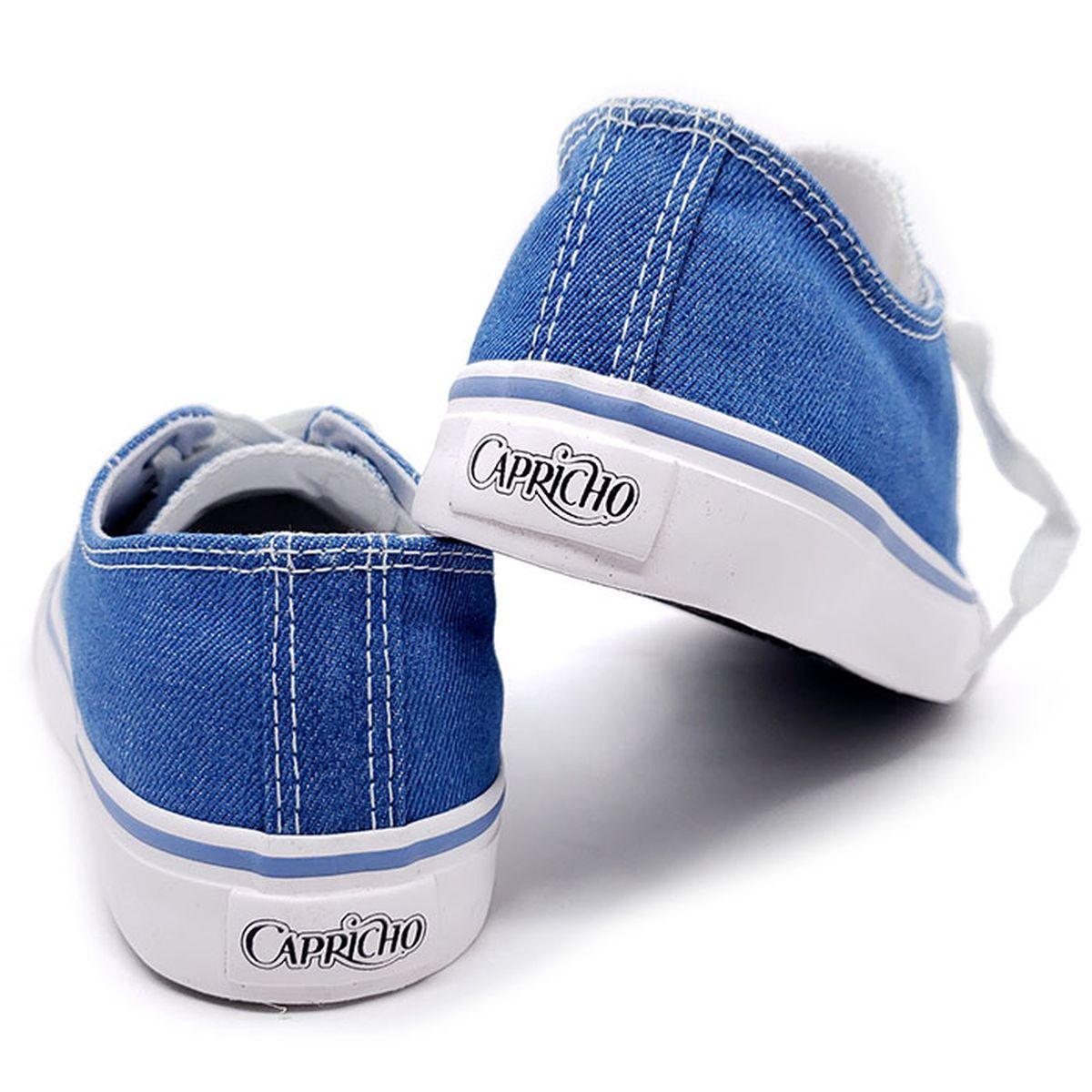 Tênis Feminino Likes Capricho Jeans