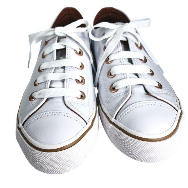 Tênis Feminino Likes Class Capricho Branco