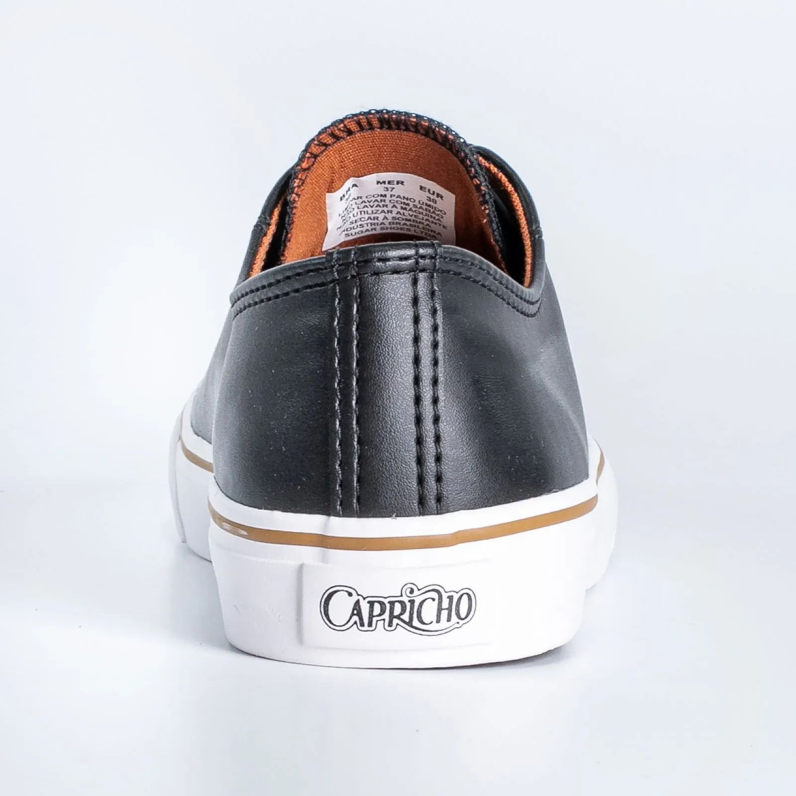 Tênis Feminino Likes Class Capricho Preto