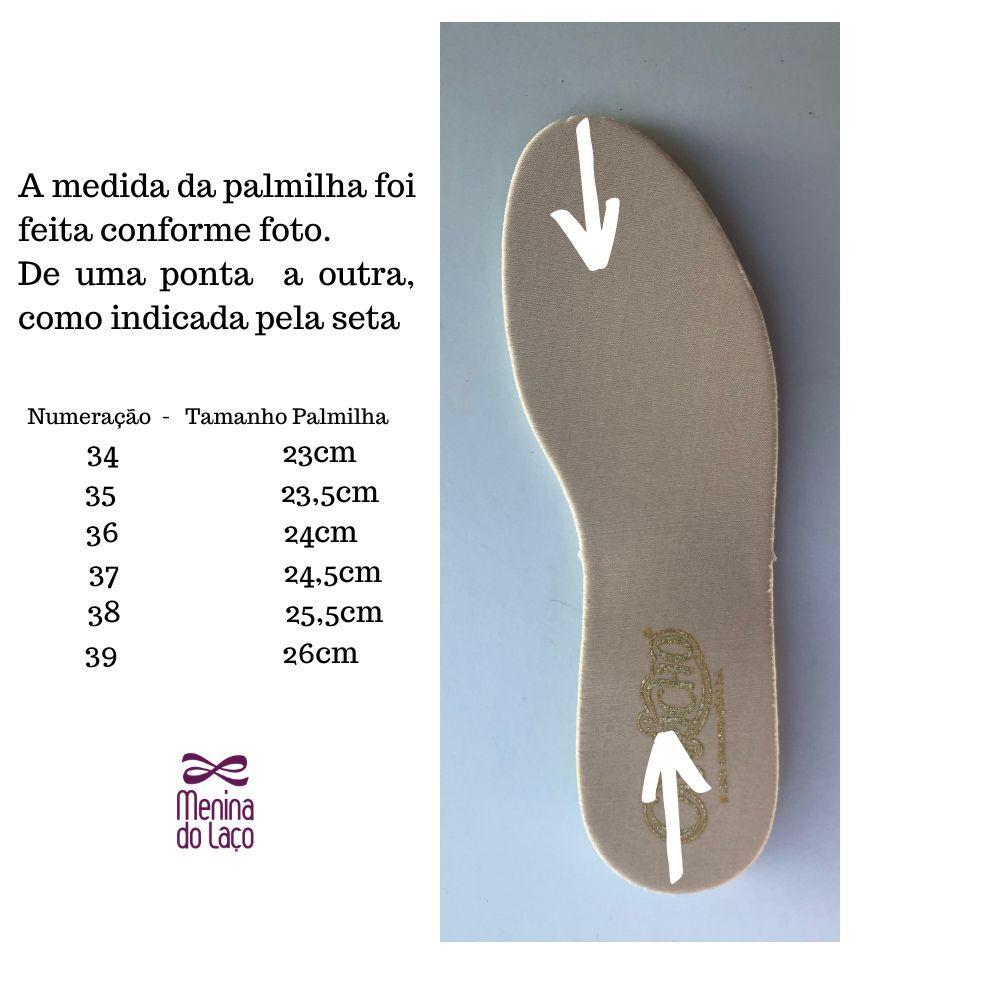 Tênis Feminino Likes Plataform Class Capricho Jeans Denim