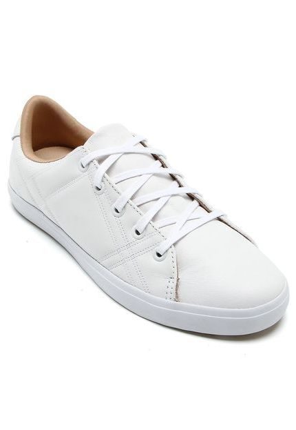 Tênis Kipling Básico Couro Branco 60362