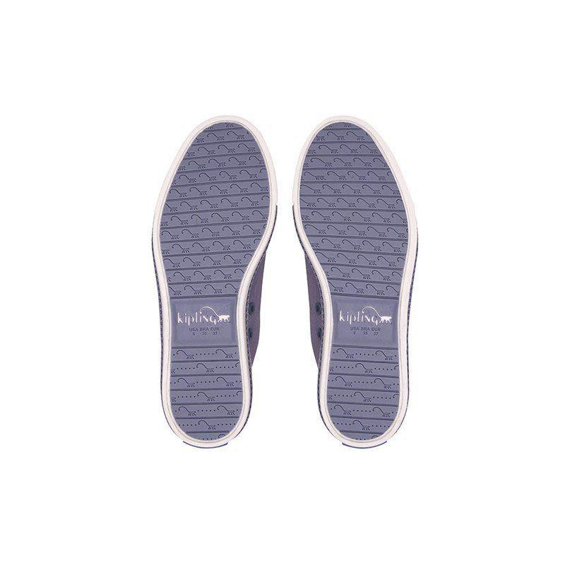 Tênis Kipling Nylon Azul Claro 60378