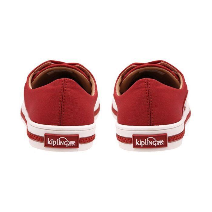 Tênis Kipling Nylon Vermelho 60378