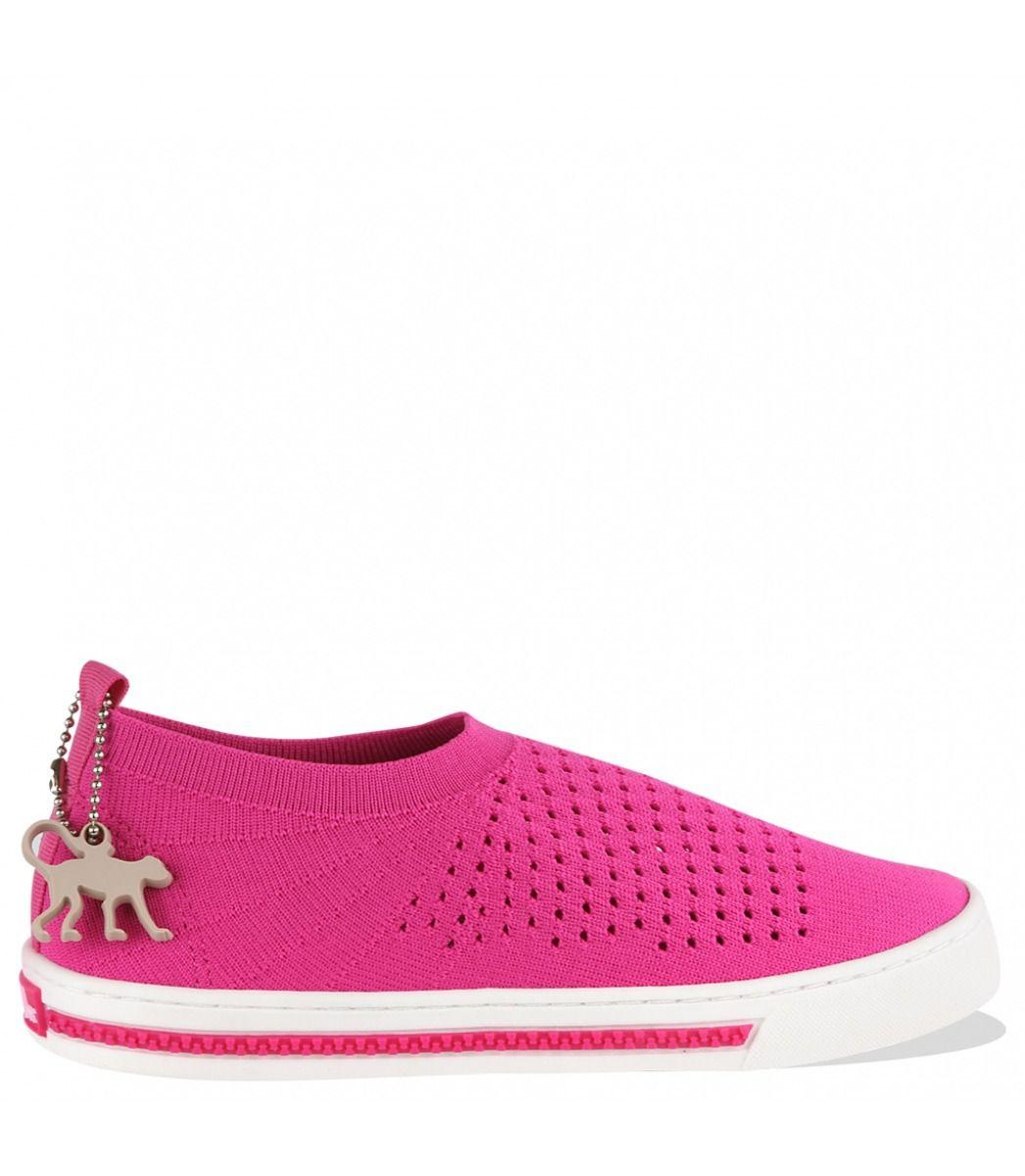 Tênis Sophi Infantil Kipling Pink 60399