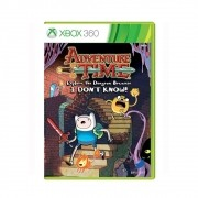 Adventure Time Explore The Dungeon Because I Don't Know - Xbox 360 - USADO